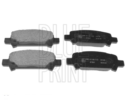 Bremseklosser bak Subaru Forester 97-03 1