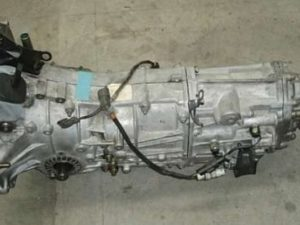 Subaru Forester turbo girkasse